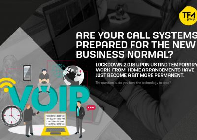 Are Your Call Systems Prepared for the New Business Normal?
