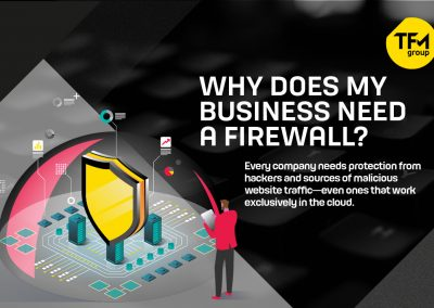 Why Does My Business Need a Firewall?